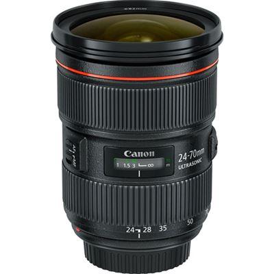 Image of Canon EF 24-70mm F2.8L II USM + BONUS