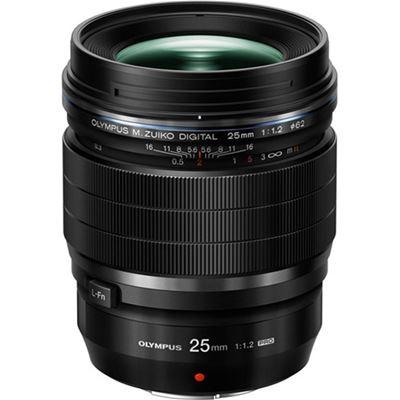 Compare Prices Of  Olympus M.Zuiko ED 25mm F1.2 PRO Lens