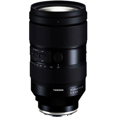 Image of Tamron 35-150mm F2-2.8 Di III VXD Lens (Sony FE mount)