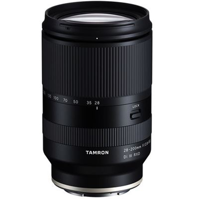 Compare Prices Of  Tamron 28-200mm F2.8-5.6 Di III RXD Lens (for Sony E)