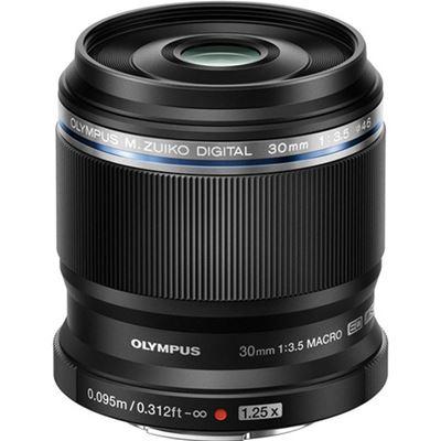 Image of Olympus M.Zuiko ED 30mm F3.5 Macro Lens
