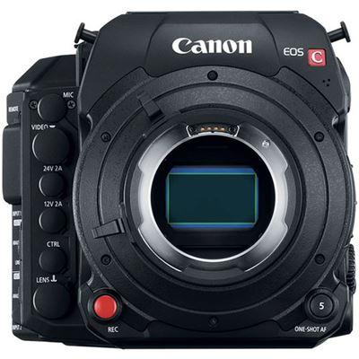 Image of Canon EOS C700 Full-Frame Cinema Camera Body (PL-Mount)