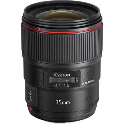 Image of Canon EF 35mm F1.4L II USM + BONUS