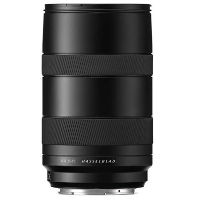 Image of Hasselblad XCD 35-75mm F3.5-4.5 Lens (for X1D)
