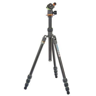 Compare Prices Of  3 Legged Thing - Punks Travis Aluminum Travel Tripod w/ AirHed Neo Ball Head (Black)