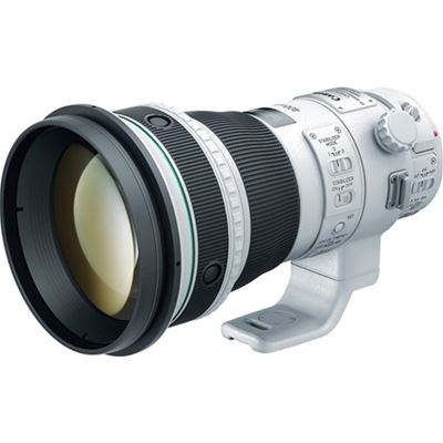 Compare Prices Of  Canon EF 400mm F4 DO IS II USM