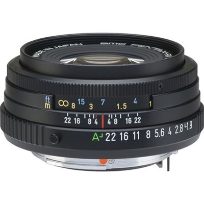 Compare Prices Of  Pentax SMC FA 43mm F1.9 Limited - w/ Case, Hood