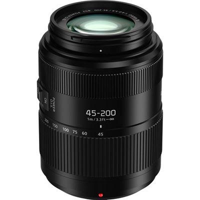 Image of Panasonic Lumix G Vario 45-200mm F4-5.6 II POWER O.I.S. Lens