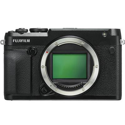 Image of Fujifilm GFX 50R Medium Format Mirrorless Camera (Body Only)