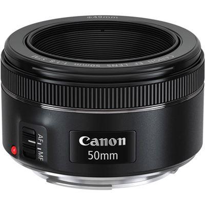 Image of Canon EF 50MM F1.8 STM Lens