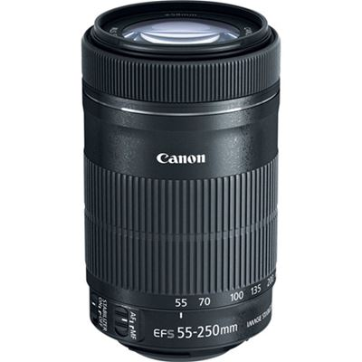 Image of Canon EF-S 55-250mm F4-5.6 IS STM Lens