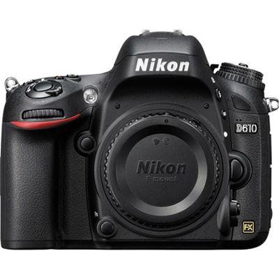 Image of Nikon D610 (Body Only) + BONUS Battery!!!