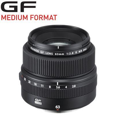 Image of Fujifilm GF 63mm F2.8 R WR Lens