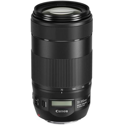 Image of Canon EF 70-300mm F4-5.6 IS II USM Lens