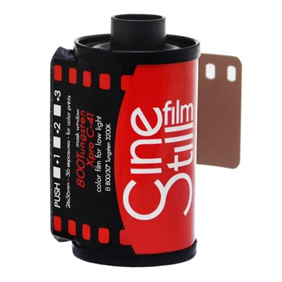 Compare Prices Of  CineStill Film 800Tungsten High Speed Color Print Film - 135-36exp