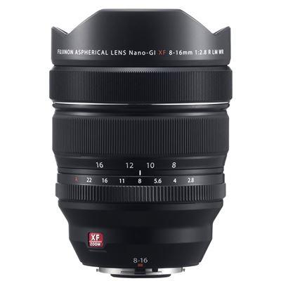 Image of Fujifilm Fujinon XF 8-16mm F2.8 R LM WR Lens