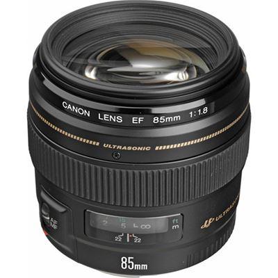 Compare Prices Of  Canon EF 85mm F1.8 USM + BONUS