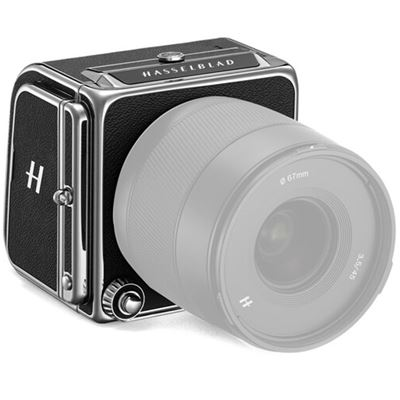 Image of Hasselblad 907X 50C Medium Format Digital Body (w/ CFV II 50C Digital Back)