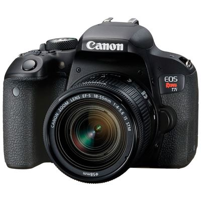 Image of Canon EOS Rebel T7i w/ EFS 18-55mm IS STM