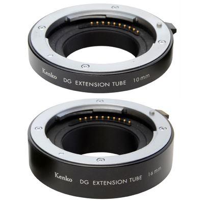 Image of Kenko Auto Extension Tube Set DG (for Sony E-mount)