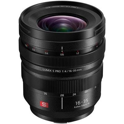 Compare Prices Of  Panasonic Lumix S PRO 16-35mm f/4 Lens + BONUS ITEM