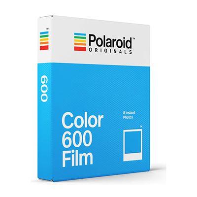 Image of Polaroid - Color 600 Type Instant Film