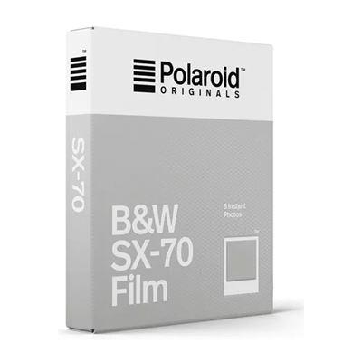 Image of Polaroid - Black & White SX-70 Instant Film