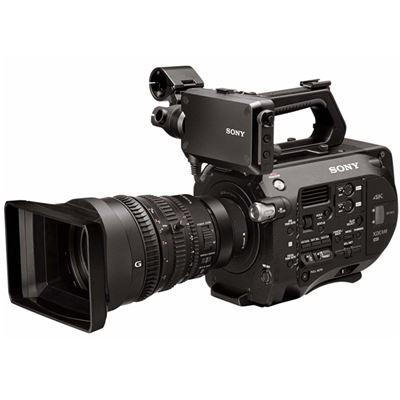 Image of Sony PXW-FS7M2K XDCAM Super 35 w/ 18-110mm f/4 G OSS Lens