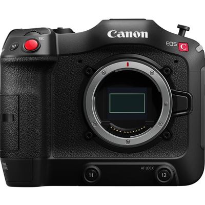 Image of Canon EOS C70 Cinema Camera (RF Lens Mount)