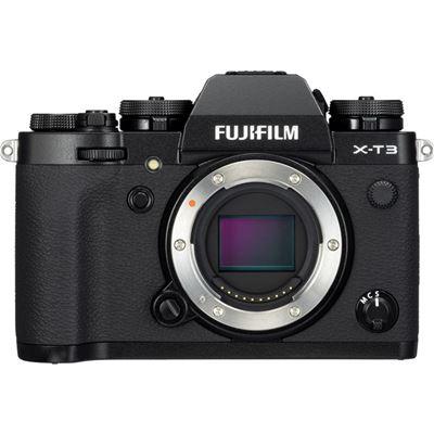 Image of Fujifilm X-T3 Mirrorless Digital Camera (Black) USB-C Charger