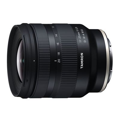 Image of Tamron 11-20mm F/2.8 Di III-A RXD for Sony APS-C