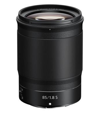 Image of Nikon NIKKOR Z 85mm F1.8 S Lens with Bonus