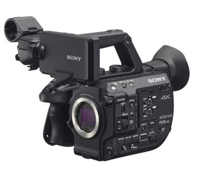 Image of Sony PXW-FS5M2 4K XDCAM Super 35mm Compact Camcorder (Body Only)