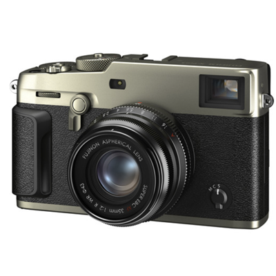 Image of FUJIFILM X-Pro3 Mirrorless Digital Camera (Dura Silver) + BONUS