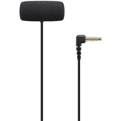 Compare Prices Of  Sony ECM-LV1 Compact Stereo Lavalier Microphone w/ 3.5mm TRS Connector