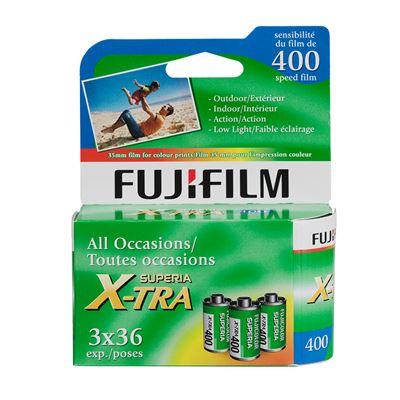 Compare Prices Of  Fujifilm Superia 400 Color Negative Print Film 36exp, 3-Pack