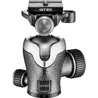 Image of Gitzo GH1382QD SERIES 1 CENTRE BALL HEAD w/ ARCA-STYLE QR PLATE