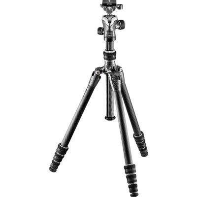 Compare Prices Of  Gitzo GK0545T-82TQD SERIES 0 eXact TRAVELER TRIPOD 4-SECTION KIT - GT0545T + GH1382TQD