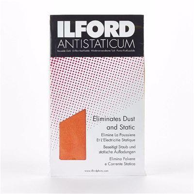 Image of Ilford Antistatic Cloth (Orange)