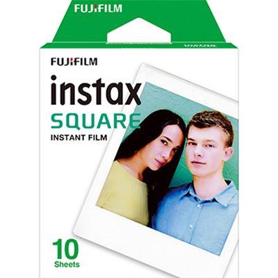 Image of Fujifilm Instax Square Film (10 Exposure)