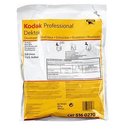 Image of Kodak Professional Dektol Developer (Packet to make 1 Gallon)