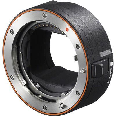 Image of Sony LA-EA5 35mm Full-Frame A-Mount Adapter (LAEA5)