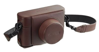 Image of Fujifilm Leather Case LC-X100F (Brown)