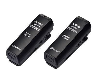 Image of Nikon ME-W1 Wireless Microphone