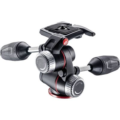 Compare Prices Of  Manfrotto #MHXPro-3W3-Way Head w/ Quick Release