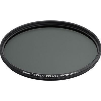 Image of Nikon 95mm Circular Polarizing Filter II