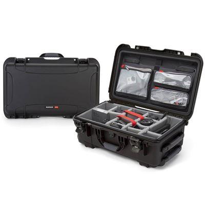 Image of Nanuk 935 Pro Photo Kit - Rolling Case (Black)