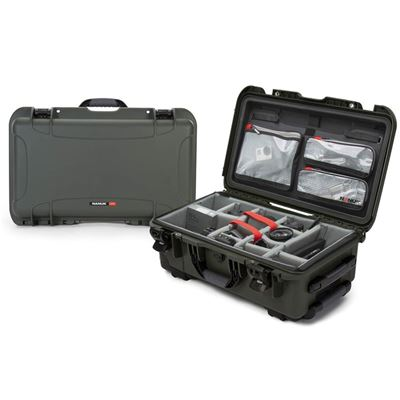 Compare Prices Of  Nanuk 935 Pro Photo Kit - Rolling Case (Olive)