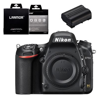 Image of Nikon D750 (body) Bundle