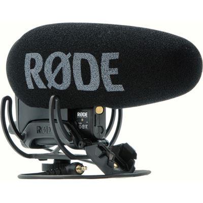 Image of Rode Microphones - VideoMic Pro Plus w/ Rycote